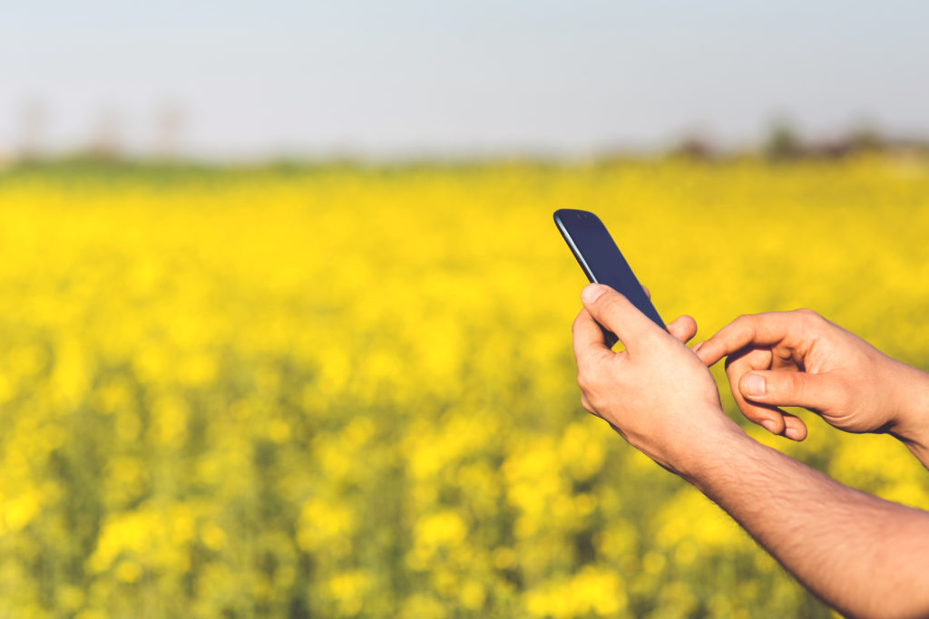 agriculture apps development