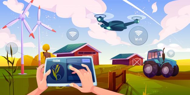 farming apps development