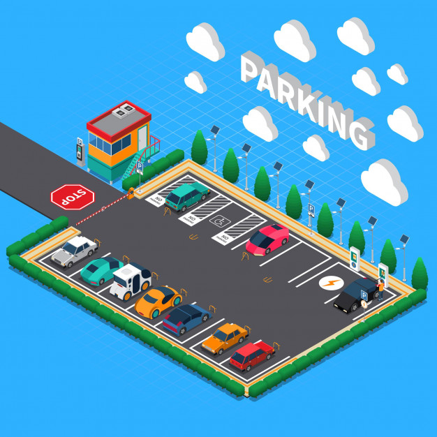 smart parking apps development
