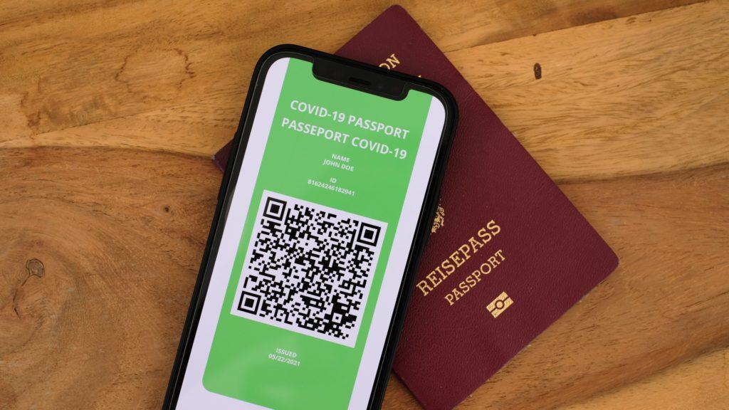 vaccine passport app development